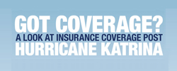 Hurricane Katrina Insurance Facts